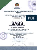 Dbc Piscicola Arampampa