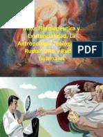Mito, Hermenéutica y Existencialidad. La Antropología Teológica de Rudolf Otto y Rudolf Bultmann