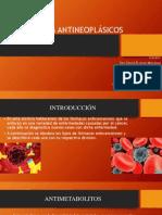 Farmaco Anticancerosos