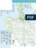 Map Cycling Vancouver