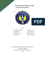 Laporan Observasi Jaringan Transmisi Dan Distribusi Listrik