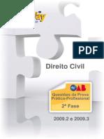 OAB2009 Direito Civil 2a Fase