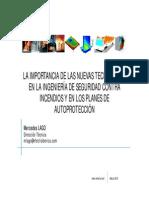 05 Importancia Nuevas Tecnologias Ingenieria ScI Planes Autoproteccion