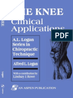 The Knee- Clinical Applications