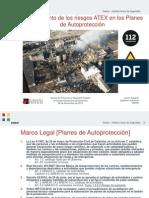 2 Tratamiento Riesgos ATEX Planes Autoproteccion Jaume Segarra