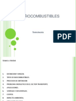 biocombustibles en chile