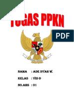 Ade PPKN