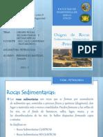 Petrologia Rocas Sedimentarias