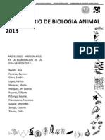 Guias Bloque 3 Lab Biologia Animal Ucv 2013
