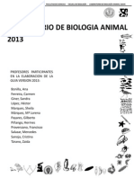 Guias Bloque 3 Lab Biologia Animal Ucv 2013