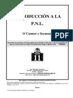 INTRODUCCION A LA PNL-SEYMOUR O`CONNOR