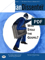 Who Stole the Gospel