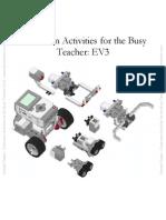 Sample EV3
