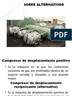 COMPRESORES ALTERNATIVOS - PRINCIPIOS