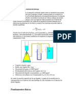 Método de Presión Máxima de Burbuja