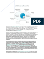 Sobre Gobierno Electrónico en Latinoamérica