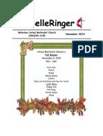 BelleRinger November 2014