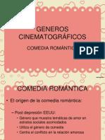 Genero Comedia Romantica