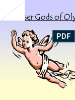 Lesser Gods Of Greek Mythology