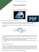 Diamantes - Guía de Compra