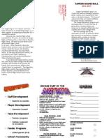 sanger brochure 2014-2015