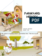 Farmyard Heroes (Chinese / English)