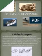 Transportes en México