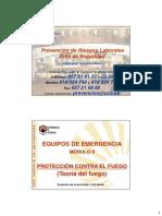 Equipos Emergencia MODULO II Paco