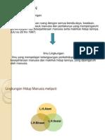 PLSBT 5 Ilmu Lingkungan Pendahuluan