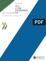 Action 7 Pe Status Public Discussion Draft