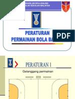 Peraturan Bola Baling