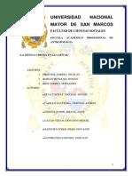 Monografia Del Trabajo de La Chicha.