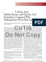Evaluation of a Kojic Acid,.pdf