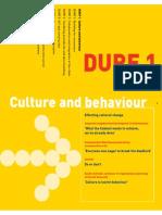 Culture & Behaviour