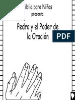 Peter and the Power of Prayer Spanish CB