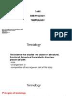 Teratology (GA&E)