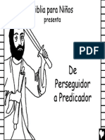 From Persecutor to Preacher Spanish CB