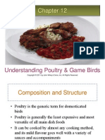 Understanding Poultry and Game Birds