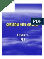 52585956 Nebosh Questions 51 Fire