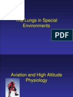 The Lungs in Special Situations