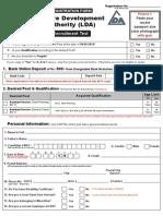 LDA 26Oct2014 Form