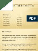 Geostrategi Indonesia Kelompok 8