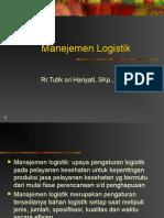 ManajemenLogistik