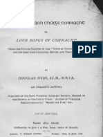 Love Songs of Connacht by Douglas hyde