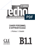 Echob1-1 Cpa 2e Edition