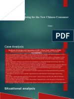 JWT China Case Analysis Consumer Behaviour