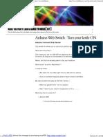 Arduino Web Switch _ Turn Your Kettle on via Internet _ Www.hobbyist.co