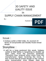 Supplier Chain Management