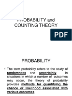 1Probability_Counting Theory Notes