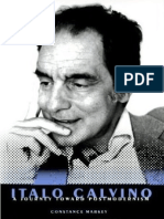 CONSTANCE MARKEY Italo Calvino a Journey Toward Postmodernism Crosscurrents, Comparative Studies in European Literature and Philosophy 1999